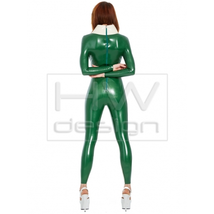 CATSUIT 32 - Zweifarbiger Catsuit
